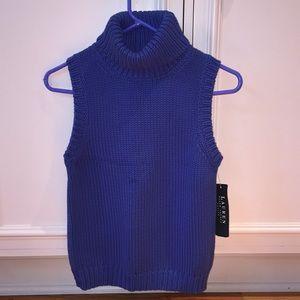 Women's petite turtleneck sweater. NWT. Lauren
